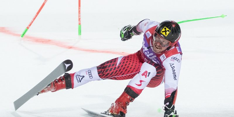 Marcel Hirscher, foto: Erich Spiess/ASP/Red Bull Content Pool