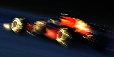 Formula 1 - Ilustracija - Getty Images / Red Bull Content Pool